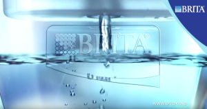 Brita TV commercial Japanese voice over