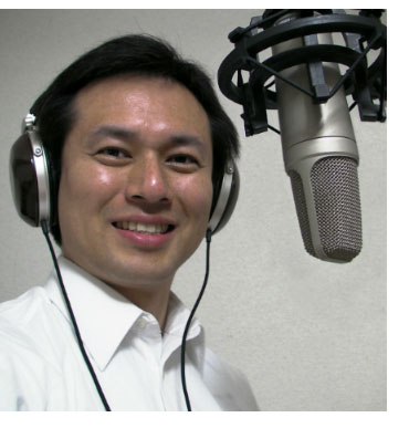 male Japanese voice over talent in Japan